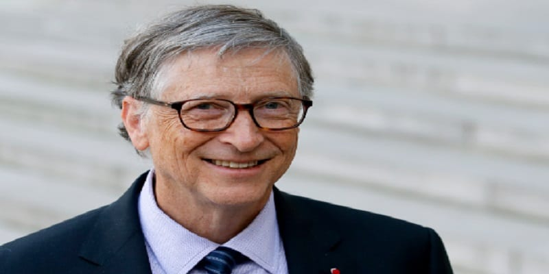Photo de La fortune de Bill Gates franchit la barre des 100 milliards de dollars