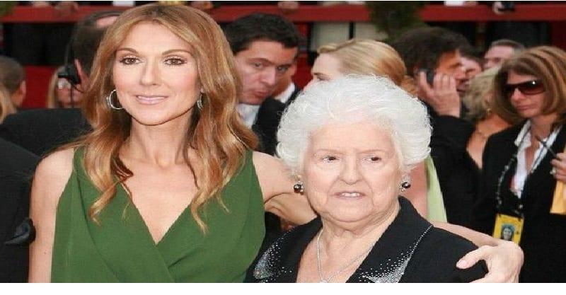 Photo de Les terribles révélations de Céline Dion sur sa mère