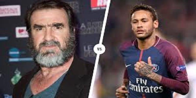 Photo de Après l'élimination du PSG: Grosse altercation entre Cantona et le père de Neymar