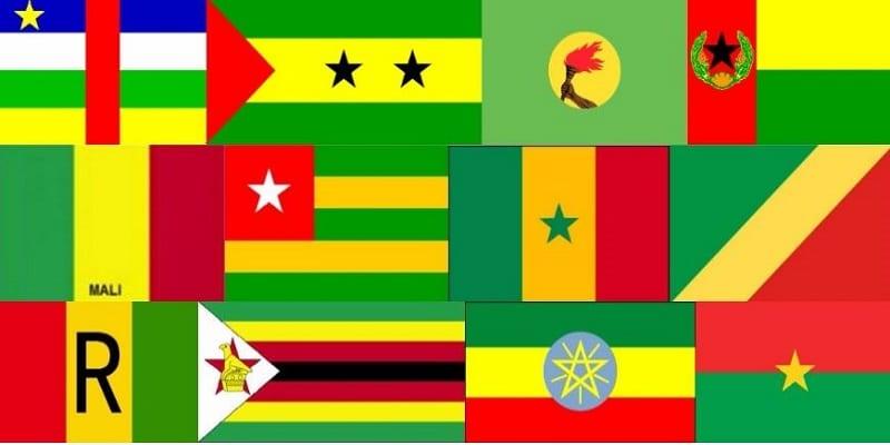 Photo de Voici pourquoi plusieurs pays noirs ont les mêmes couleurs de drapeau