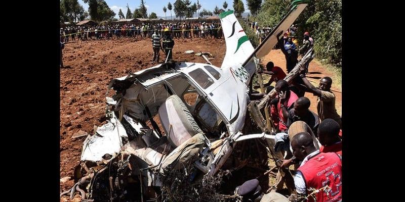 Photo de Kenya : 4 touristes américains meurent dans un crash d'hélicoptère