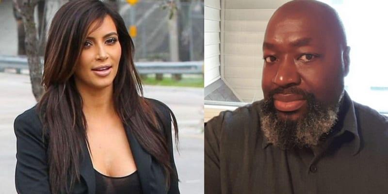 Photo de Kim Kardashian apporte une importante aide à un ancien détenu