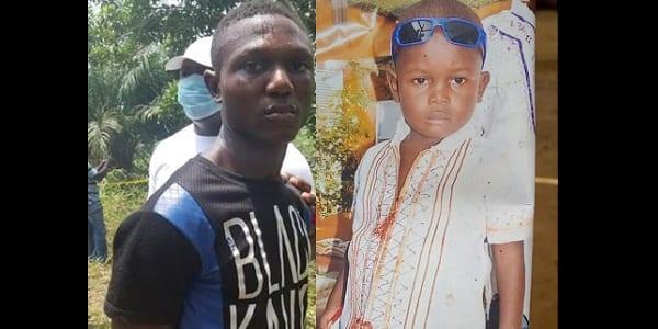 Photo de Cameroun: Un jeune homme kidnappe et assassine son cousin de 5 ans