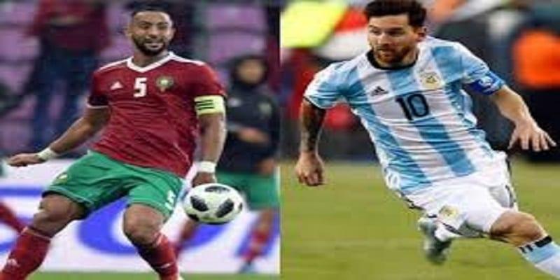 Photo de Match amical: Voici ce que paiera le Maroc pour jouer contre l'Argentine