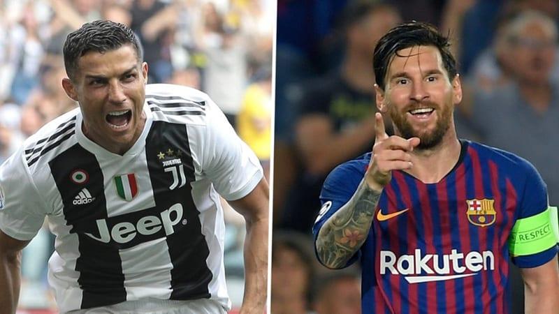 Messi-hails–Ronaldo