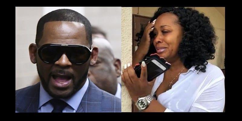 Photo de R.Kelly: Son ex-compagne révèle le calvaire vécu auprès du chanteur