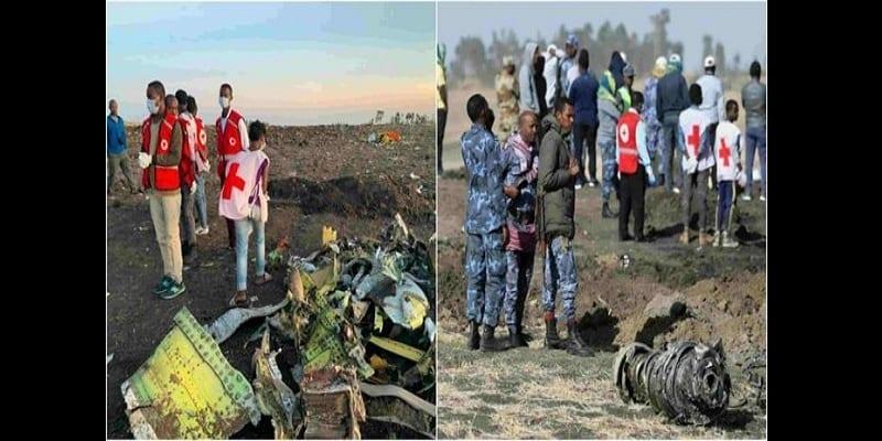 Photo de Crash d'Ethiopian Airlines : Les nouvelles ne sont pas bonnes concernant les recherches dans l'épave du Boeing