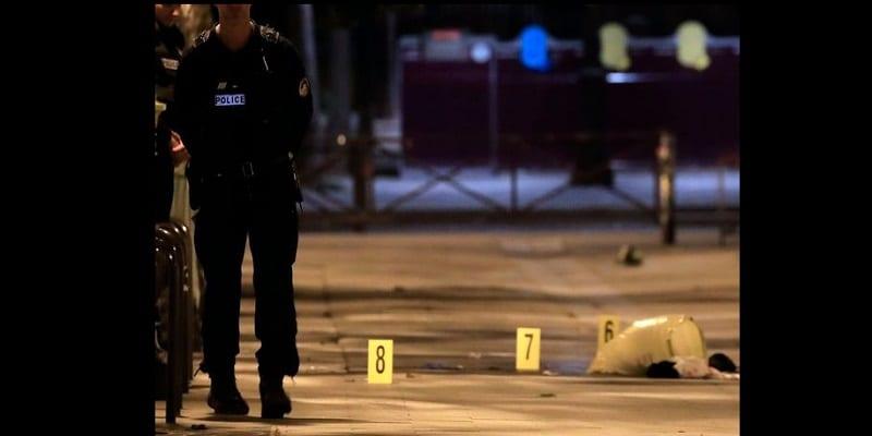 Photo de LDC: Un supporter de Manchester United poignardé par un chauffeur de taxi à Paris