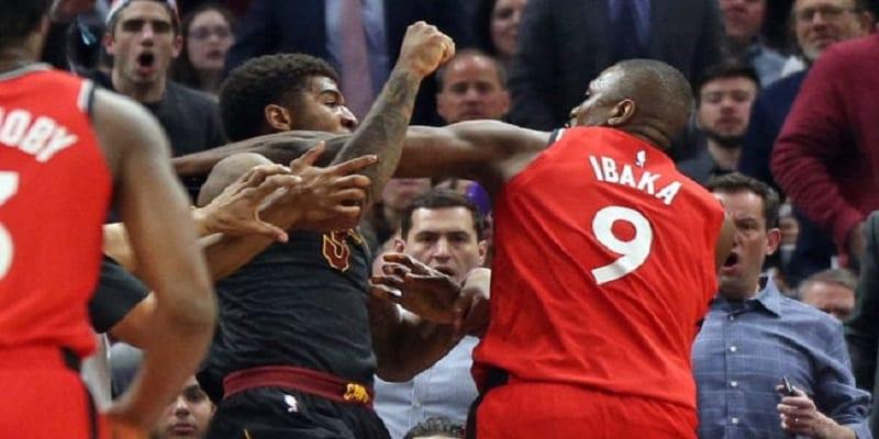 Photo de NBA: Serge Ibaka et Marquese Chriss sanctionnés après une violente bagarre lors d'un match (vidéo)