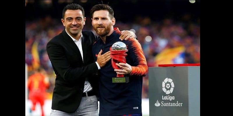 Photo de Messi bat le record de Xavi Hernandez : L'ancien joueur catalan réagit!