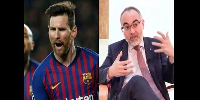 Photo de Lionel Messi pourrait être cloné selon un spécialiste de la génétique