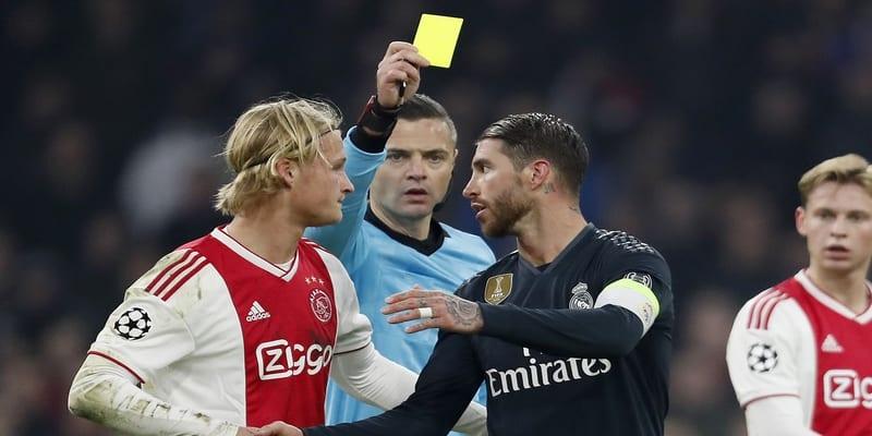 "UEFA Champions League""Ajax v Real Madrid"""