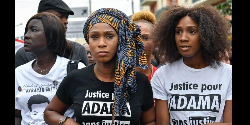 Photo de France/Affaire Adama Traoré : La requête adressée par sa sœur aux autorités