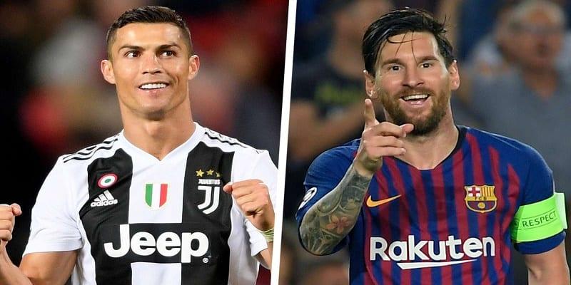 Photo de Messi ou Ronado: Voici le meilleur buteur de l'histoire des 5 grands championnat