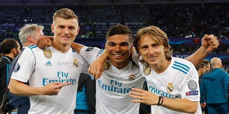 Photo de Réal Madrid: Le meilleur passeur du club pour cette saison révélé
