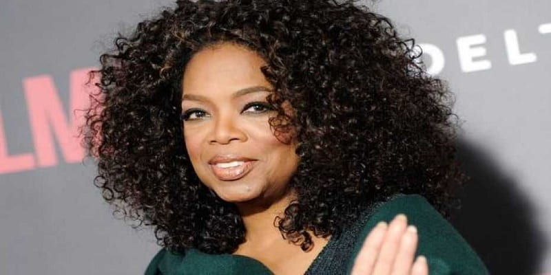 Photo de USA: Oprah Winfrey fait un important don aux habitants de Porto Rico