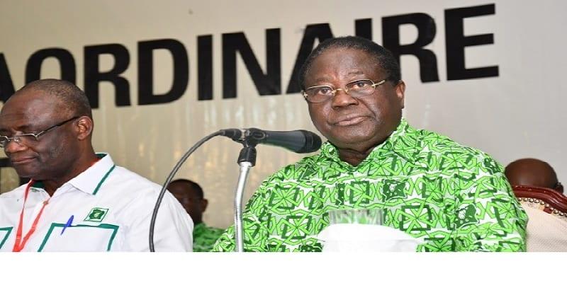 Photo de Côte d'Ivoire/Le PDCI a 73 ans : le message fort de Henri Konan Bédié