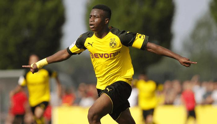 Photo de Dortmund: A 14 ans, ce jeune joueur est déjà millionnaire