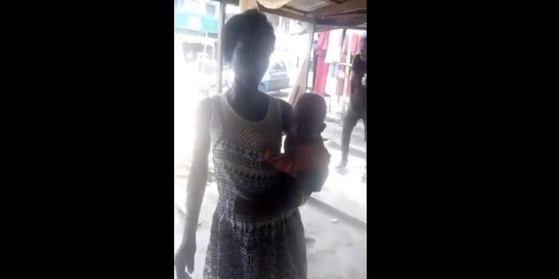 Photo de Nigeria: elle donne sa fille comme garantie pour voyager à l'étranger