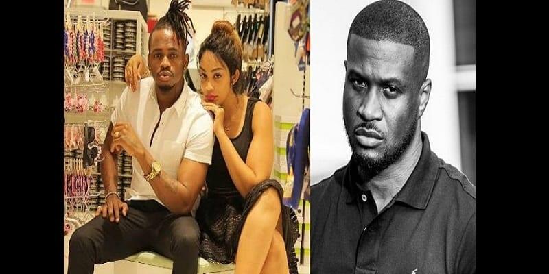 Photo de Peter Okoye accusé d'avoir couché avec l'ex-femme de Diamond Platnumz, le chanteur réagit