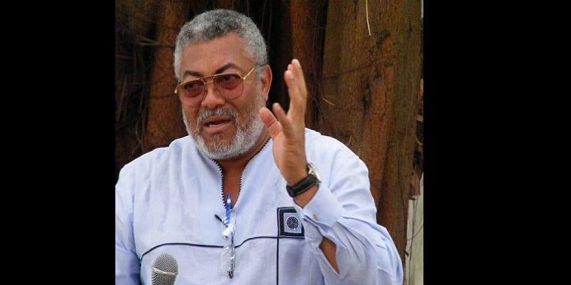 Photo de Ghana: L'ex-président Rawlings refuse qu'on donne son nom à une université