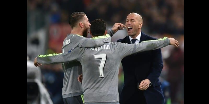 Photo de Réal Madrid: Ramos et Ronaldo révèlent les secrets de la réussite de Zidane