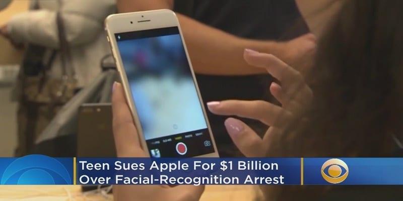 Photo de Un étudiant poursuit Apple en justice et réclame un milliard de dollars