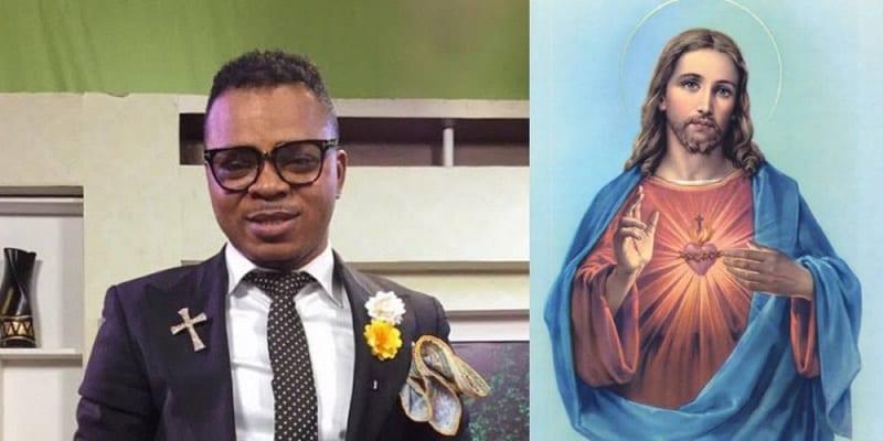 Photo de Ghana: Un pasteur déchire des images de Jésus-Christ dans son église (Vidéo)