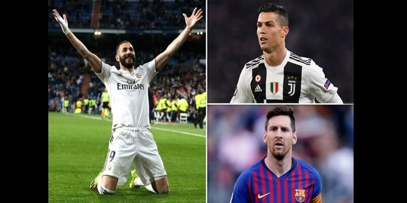 Photo de Liga : Ce record de Karim Benzema que ni Ronaldo ni Messi ne détient