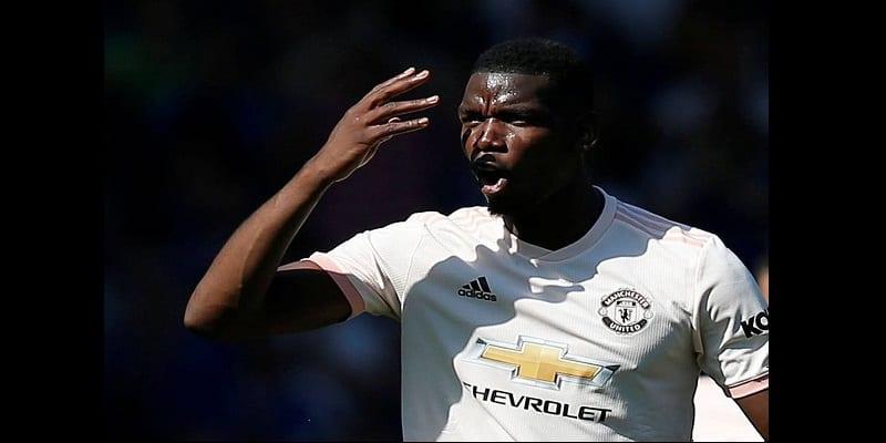 Photo de Manchester United : Paul Pogba tacle ses coéquipiers après leur défaite 0-4 contre Everton