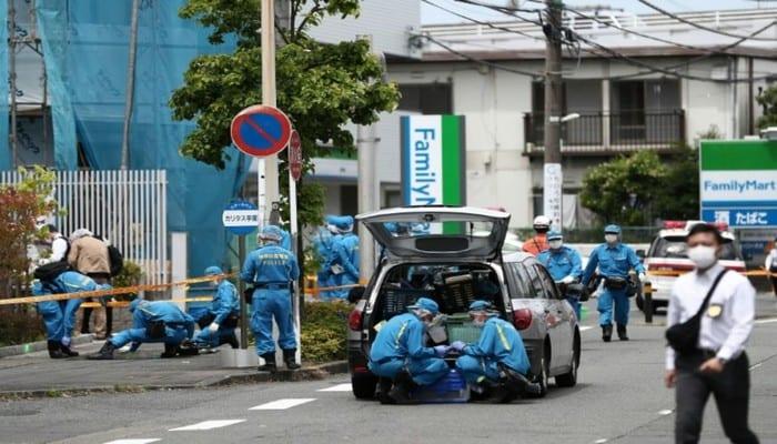 Photo de Japon :Une attaque au couteau fait des morts et plusieurs blessés