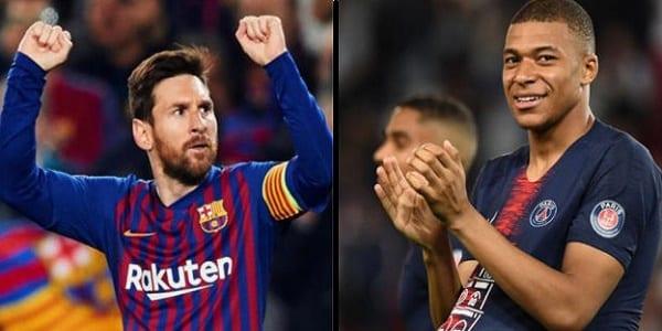 Photo de Soulier d'Or: Après le doublé de Messi, la réaction de Kylian Mbappé