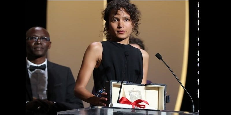 Photo de Festival de Cannes: La Franco-Sénégalaise Mati Diop remporte le Grand Prix