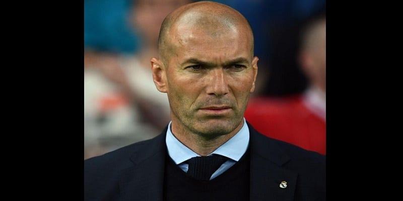 Photo de Réal Madrid: Coup dur pour le technicien français Zinédine Zidane