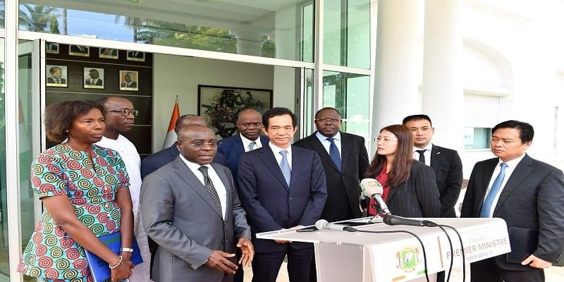 Photo de Côte d'Ivoire: Une entreprise chinoise va construire 50.000 logements sociaux