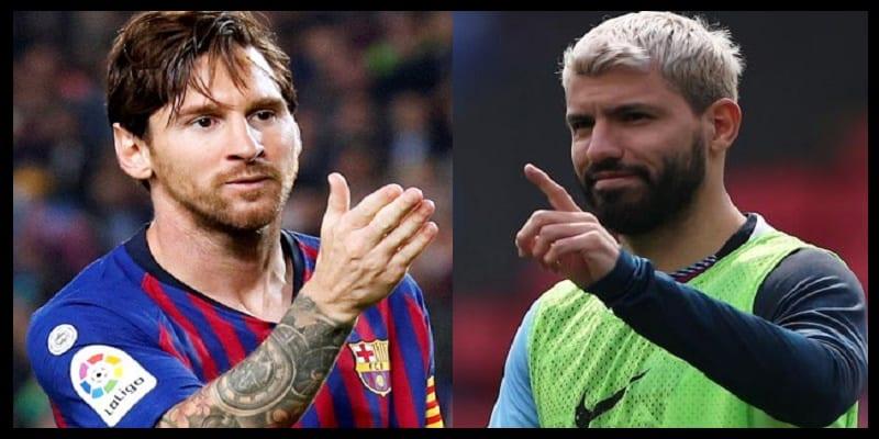 Photo de Argentine : Quand Sergio Agüero prend la défense de Lionel Messi