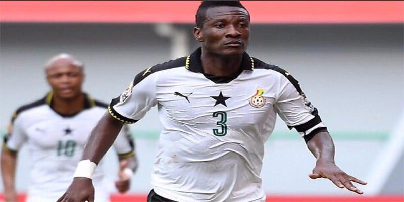 Photo de Ghana: Asamoah Gyan renonce à l'équipe nationale avant la CAN 2019. La raison!