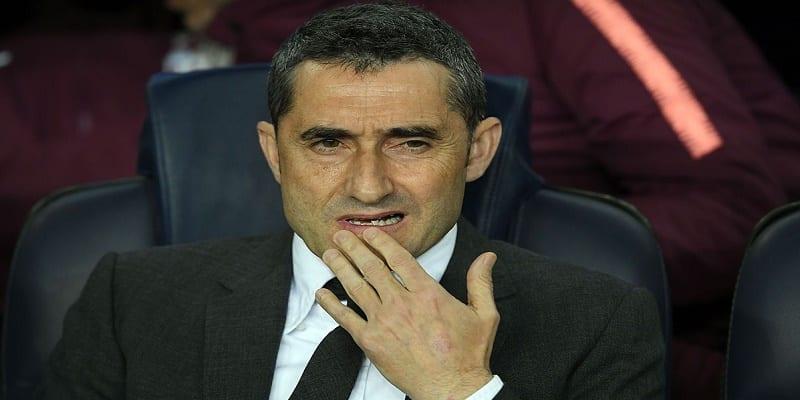 Photo de Nouveau coup de théâtre au Barça: La dernière décision des dirigeants concernant Valverde