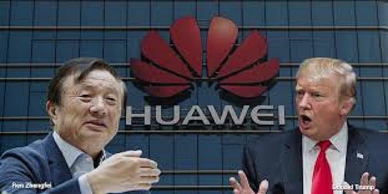 """Photo de """"Les Américains sous-estiment notre force"""" réplique le patron de Huawei"""