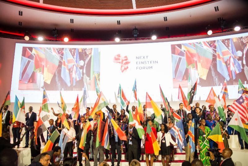 Photo de Le Next Einstein Forum lance l'appel à candidature pour la prochaine classe d'ambassadeurs du NEF, jeunes champions de la science et de la technologie en Afrique