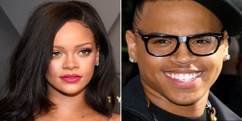 Photo de People : Les compliments de Chris Brown à Rihanna