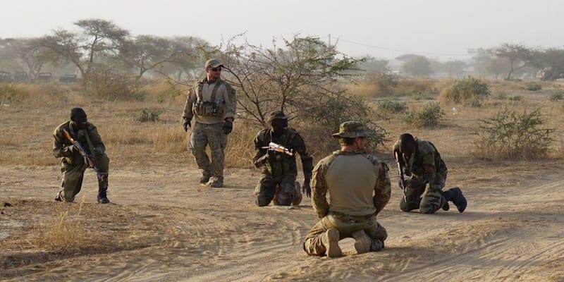 Photo de Des soldats nigériens tués dans une embuscade près de la frontière malienne