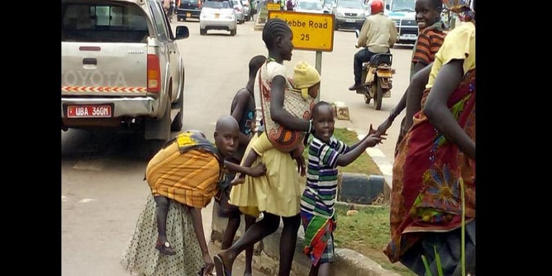 Photo de Ouganda: Une nouvelle loi interdit les dons aux enfants de la rue