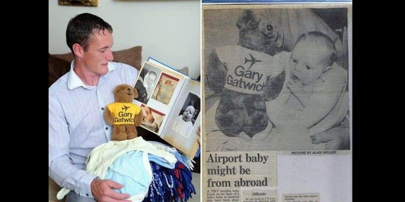 Photo de Il retrouve ses parents 33 ans après avoir été abandonné dans un aéroport