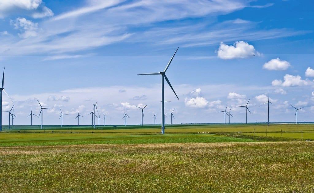 Photo de Sénégal : Construction du plus grand parc éolien d'Afrique de l'ouest