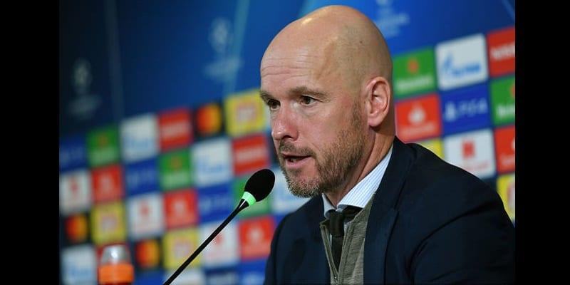Photo de LDC: l'entraîneur de l'Ajax réagit enfin après l'élimination de son club