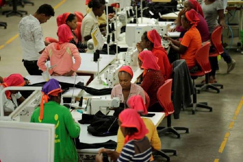 Photo de Éthiopie: Découvrez le misérable salaire que perçoivent les travailleurs du textile