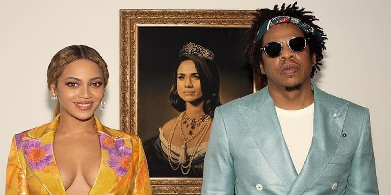 Photo de People: La réaction de Meghan à l'hommage de Beyonce et Jay-Z