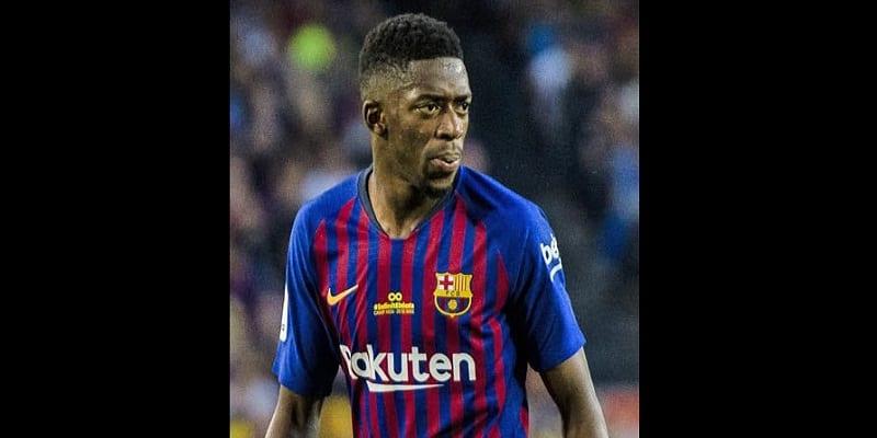 Photo de Football: le FC Barcelone ouvert aux offres pour Ousmane Dembélé