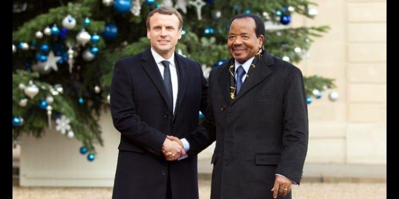 Photo de Cameroun: La France met la pression sur le président Biya
